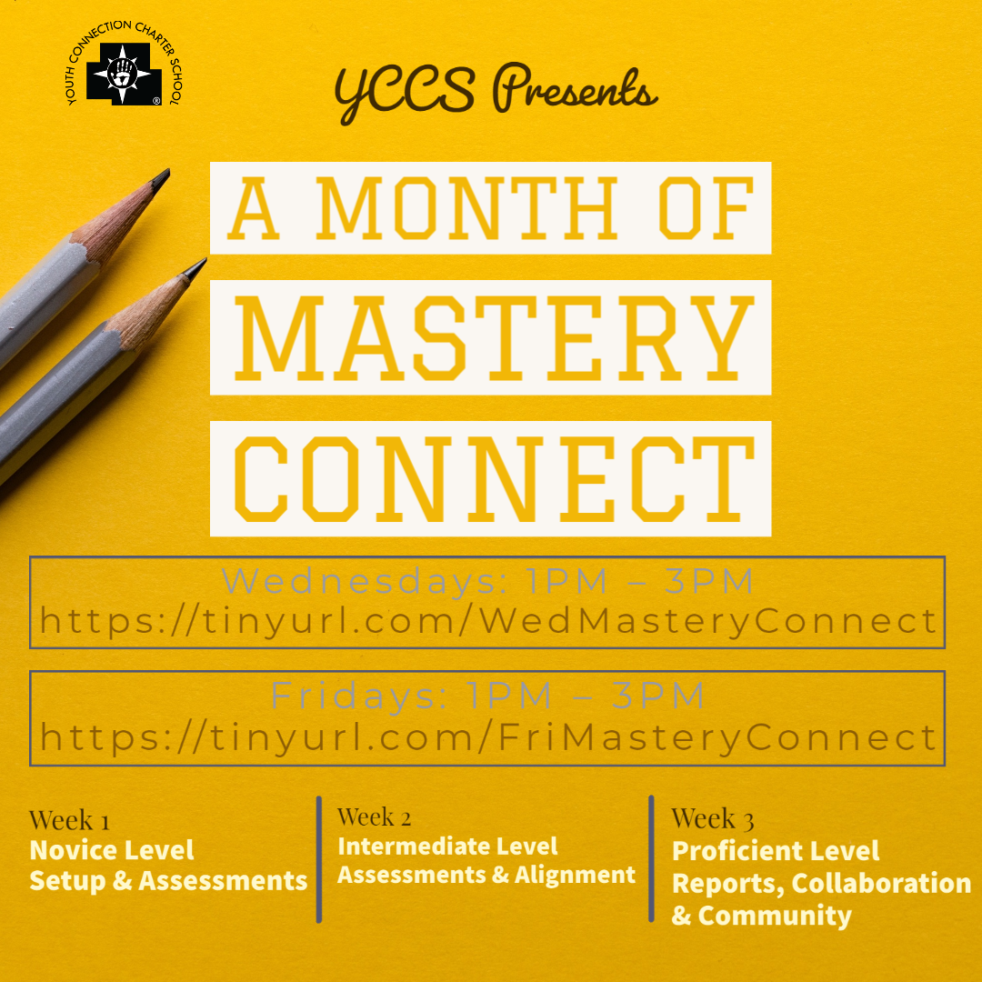 Getting Onboard with Mastery Connect